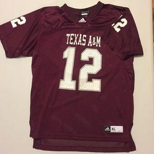 Texas A&M Kid's 12th Man Jersey